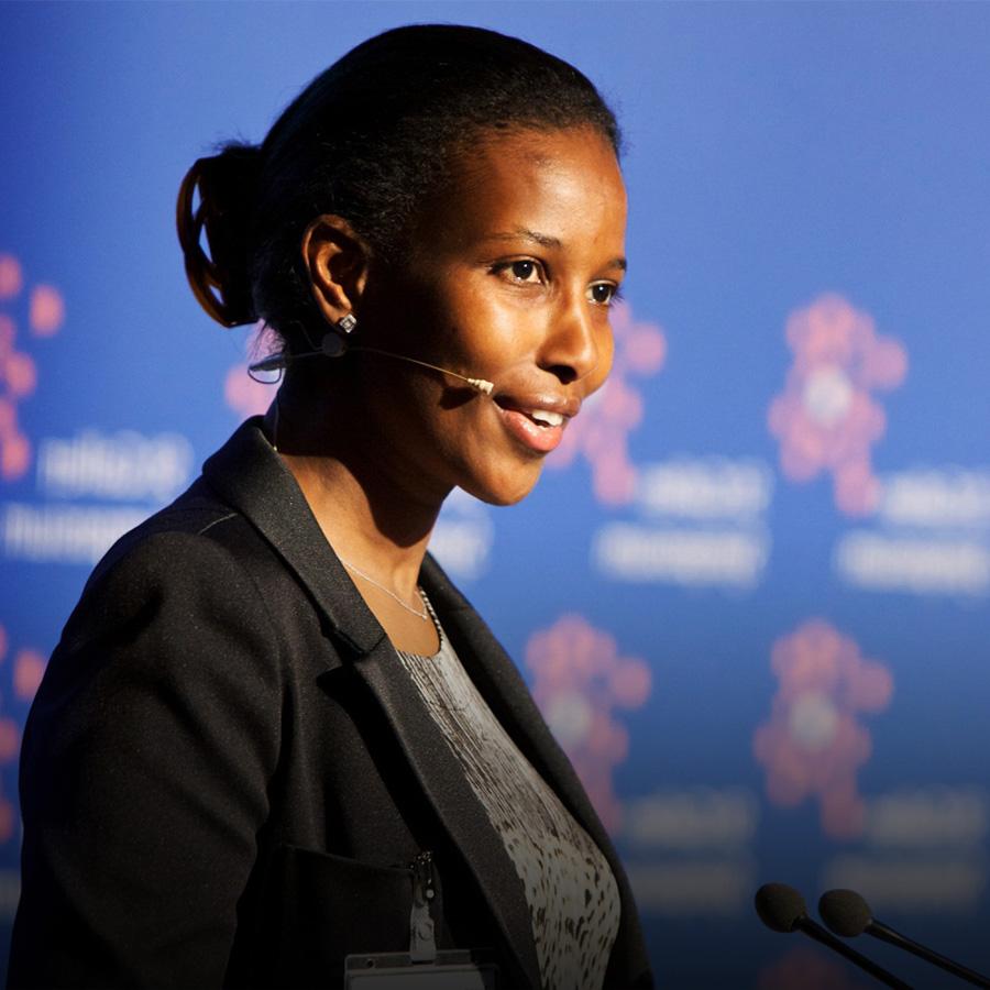 Ayaan Hirsi Ali home